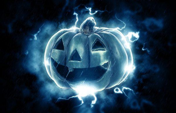 Halloween Party Tipps mit Trockeneis