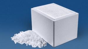 10 kg Trockeneis Nuggets in der Thermobox aus Styropor