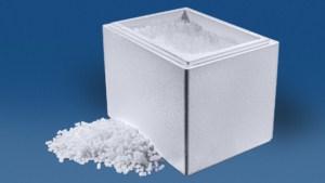 25 kg Trockeneis Nuggets in der Styropor-Thermobox