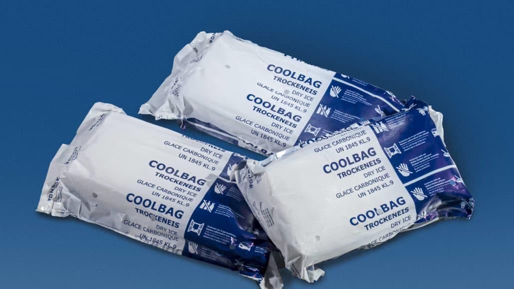Trockeneis Coolbags 22 kg